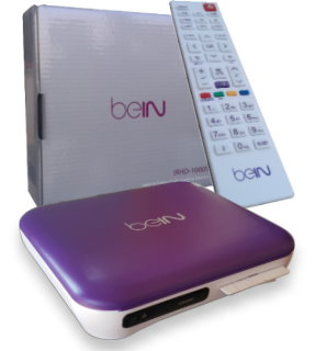 Setting up a beIN Sports Receiver - beIN Sports Cards